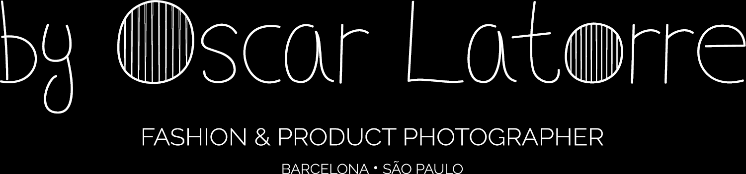 by Oscar Latorre Fashion Product Photographer Barcelona Sao Paulo