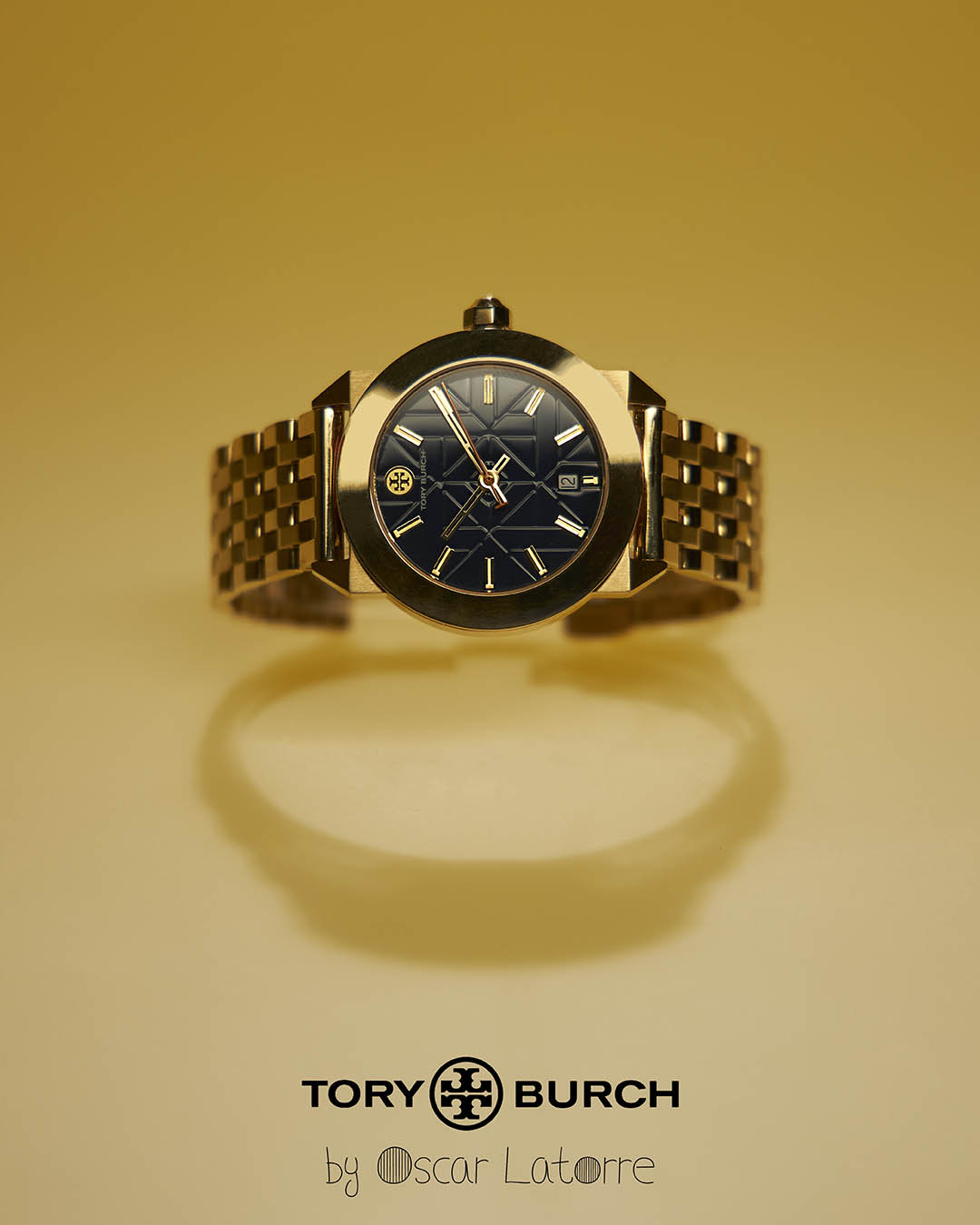 Tory Burch by Oscar Latorre