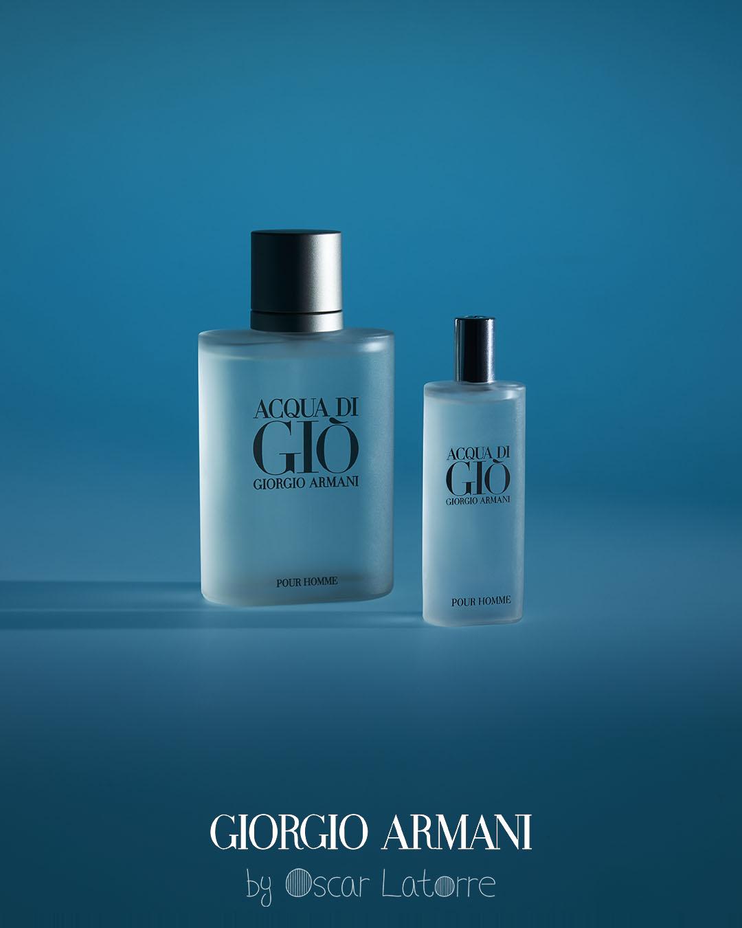 Armani by Oscar Latorre