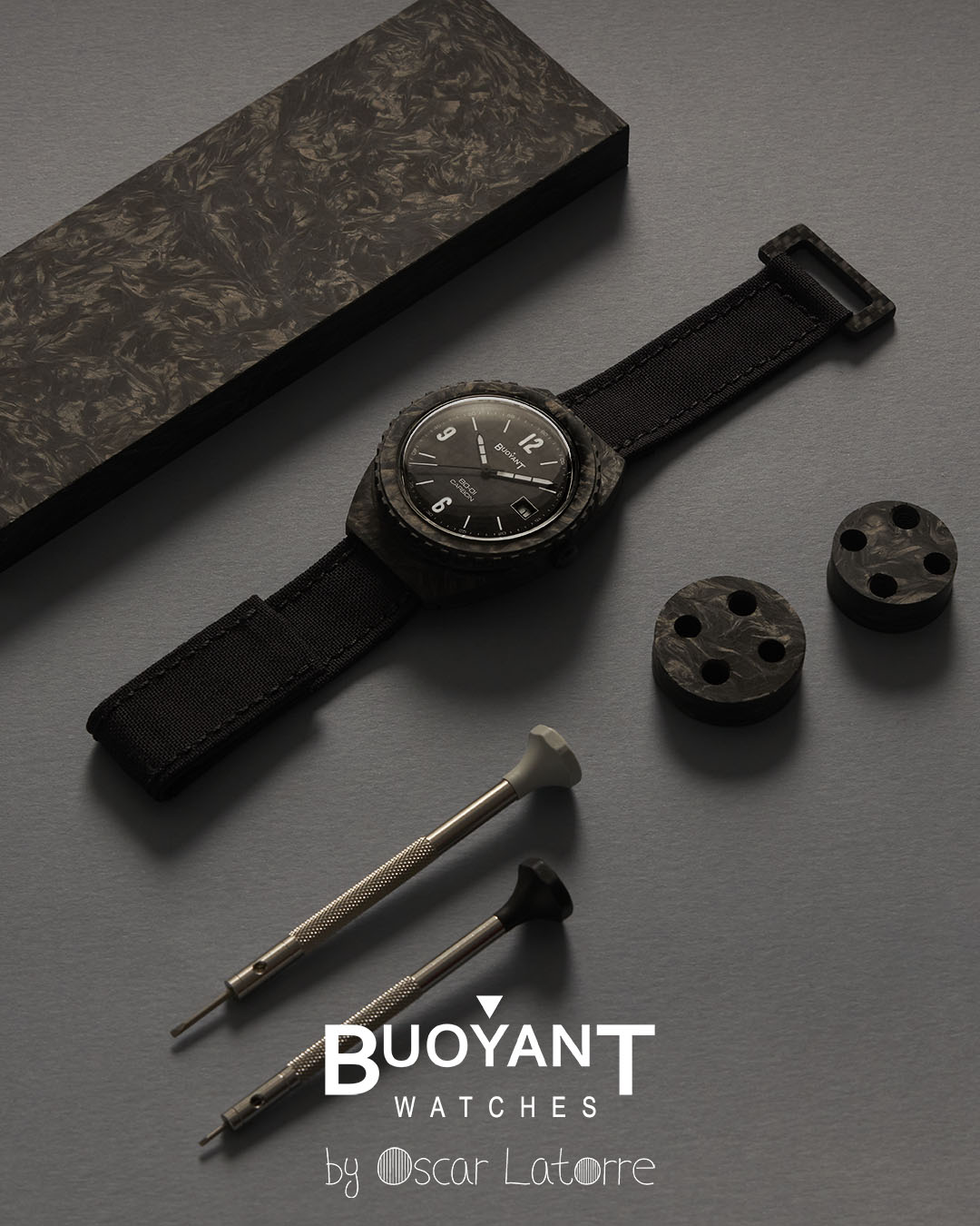 Buoyant by Oscar Latorre