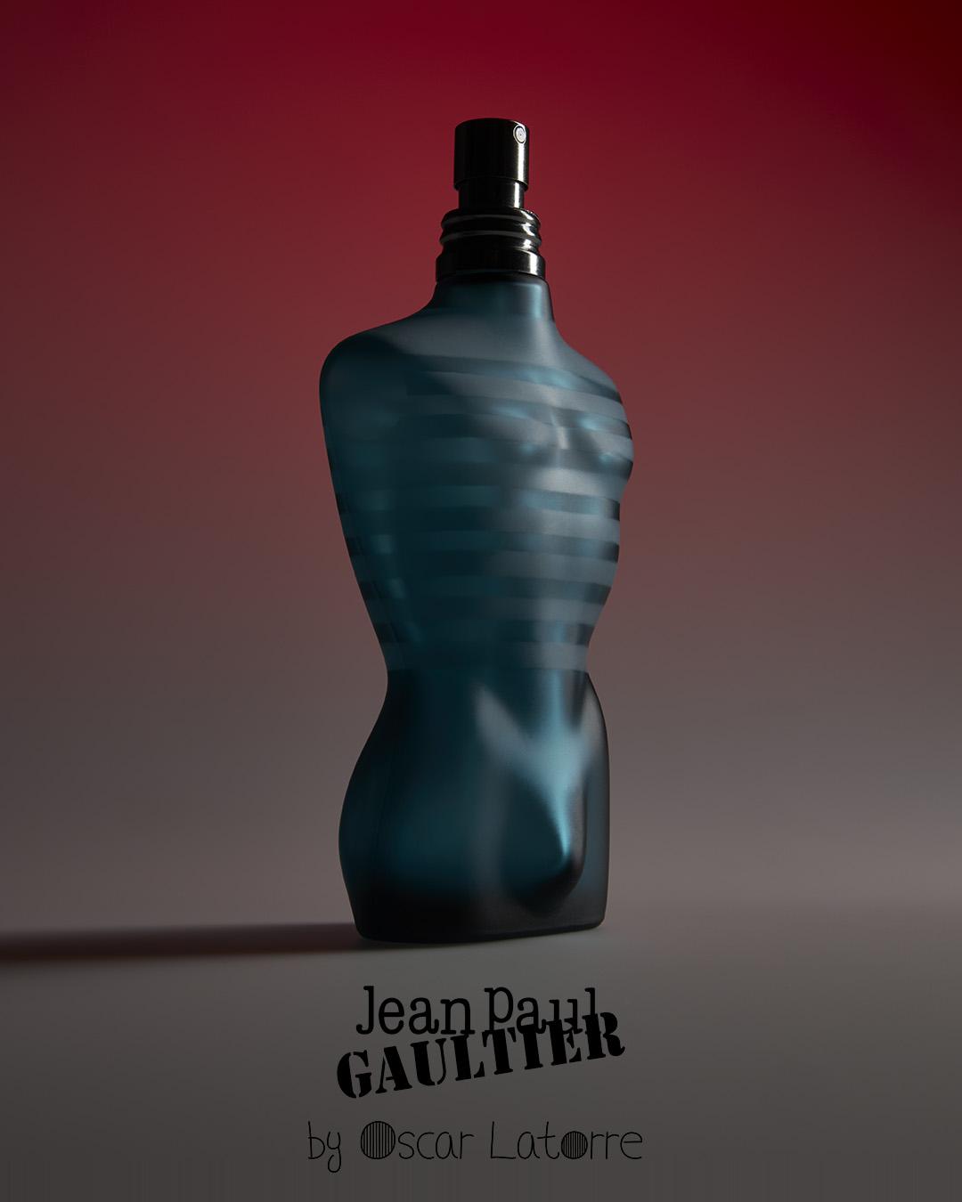 Jean Paul Gaultier by Oscar Latorre
