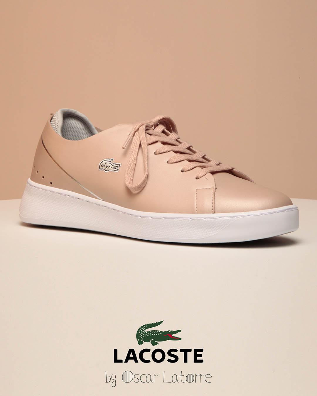 Lacoste by Oscar Latorre