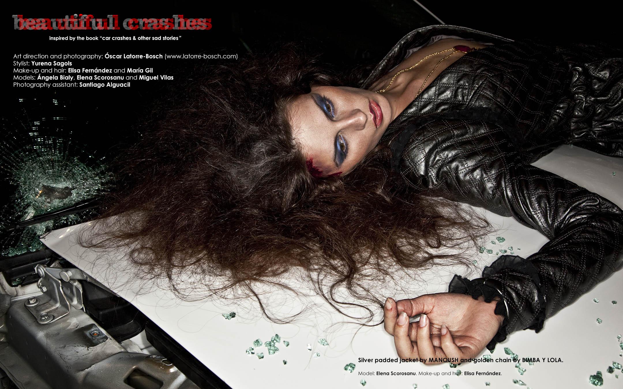Beautiful Crashes by Oscar Latorre