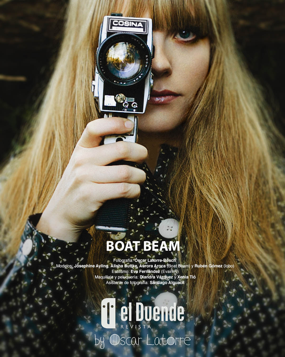 Boat Beam by Oscar Latorre