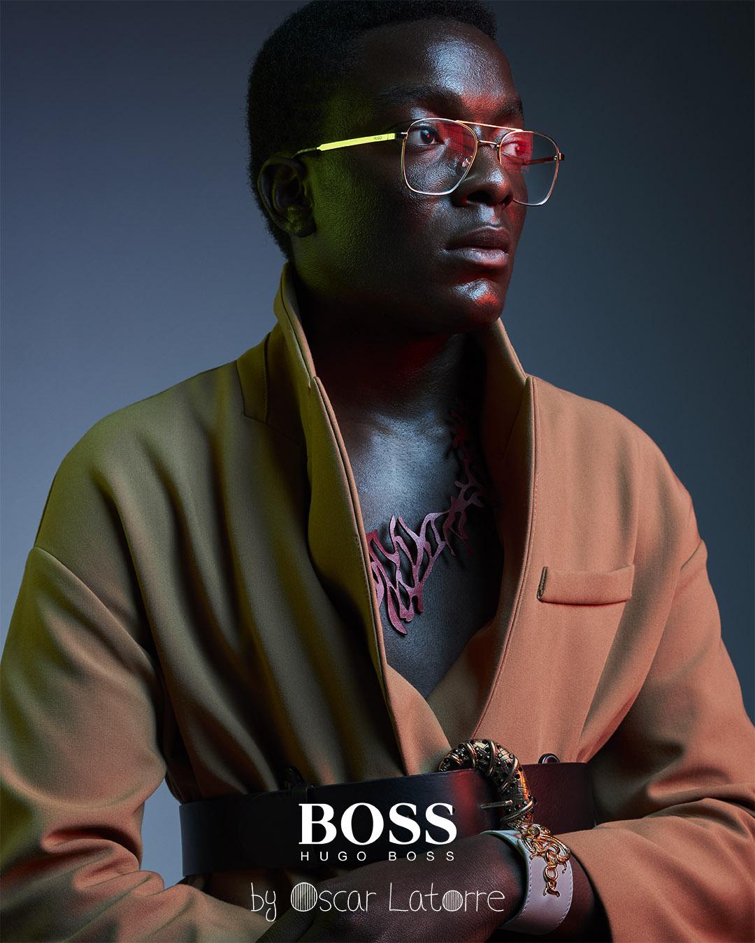 Hugo Boss by Oscar Latorre