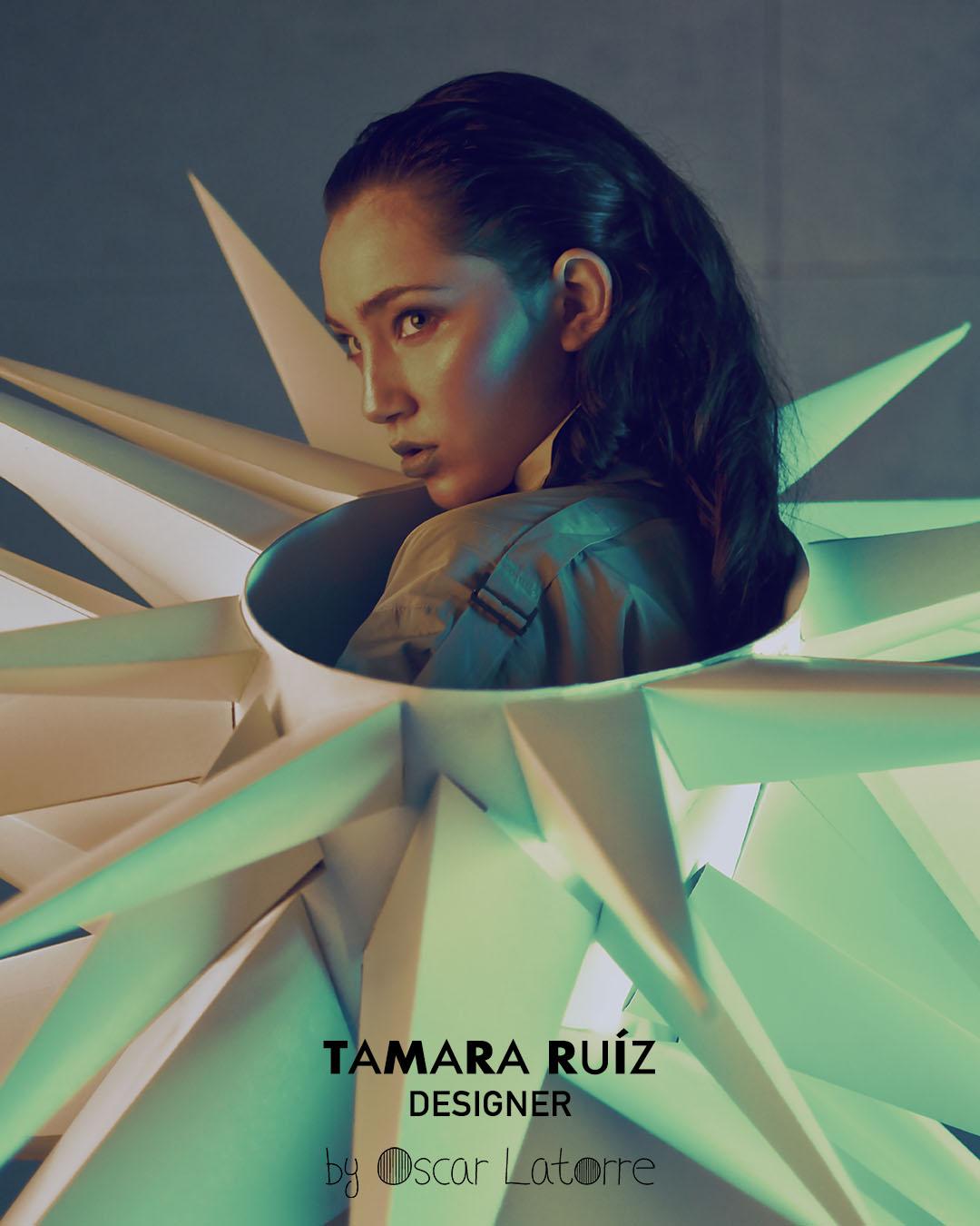 Tamara Ruíz by Oscar Latorre