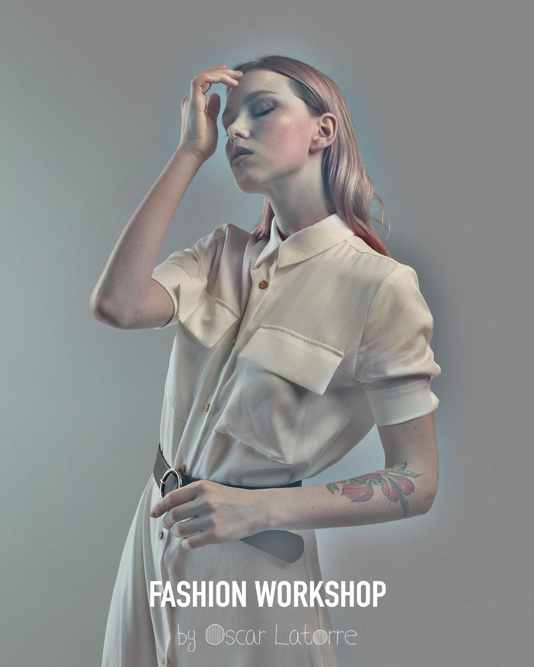 Workshop 1 by Oscar Latorre