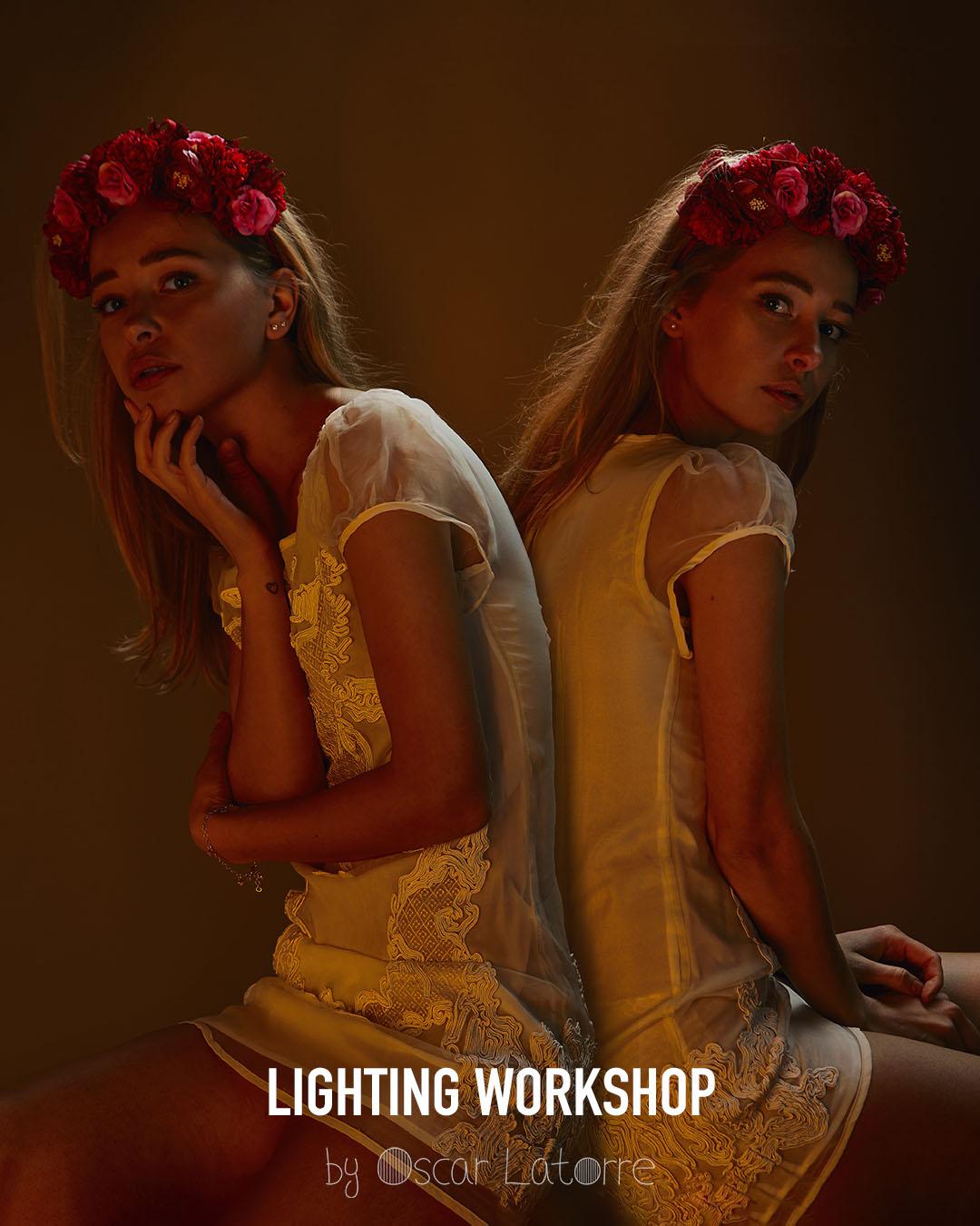 Workshop by Oscar Latorre