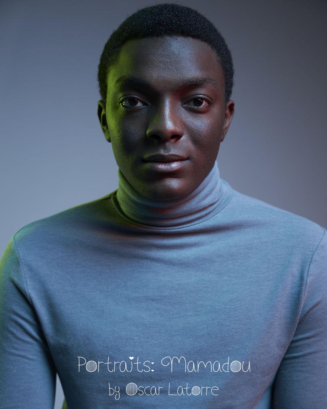 Mamadou by Oscar Latorre