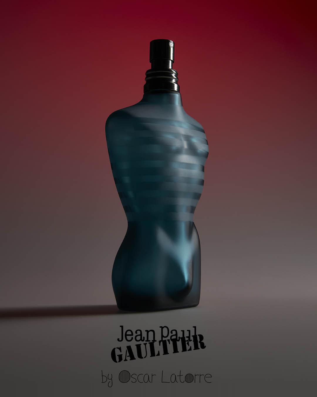 Gaultier by Oscar Latorre