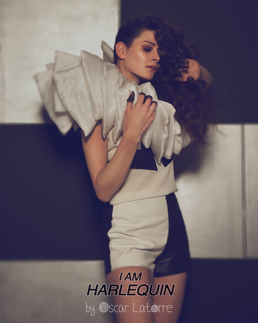 I Am Harlequin by Oscar Latorre